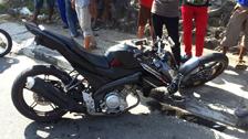 Kecelakaan-Motor