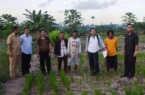 Infrastruktur Delta Kayan Food Estate Terus Dibenahi